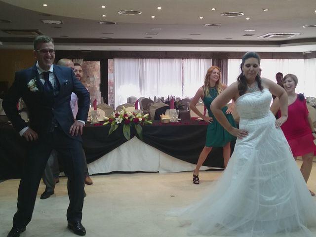 La boda de Lidia y David