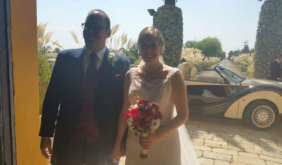 La boda de Domingo y Esperanza en Sevilla, Sevilla