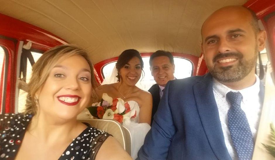 La boda de Mariano  y Ana Belén   en Petrer, Alicante