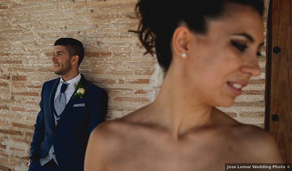 La boda de Adrian y Noelia en Laguna De Duero, Valladolid
