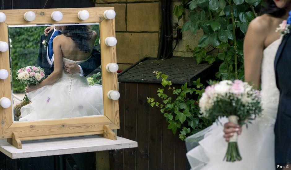 La boda de Fran y Belén en Talamanca Del Jarama, Madrid