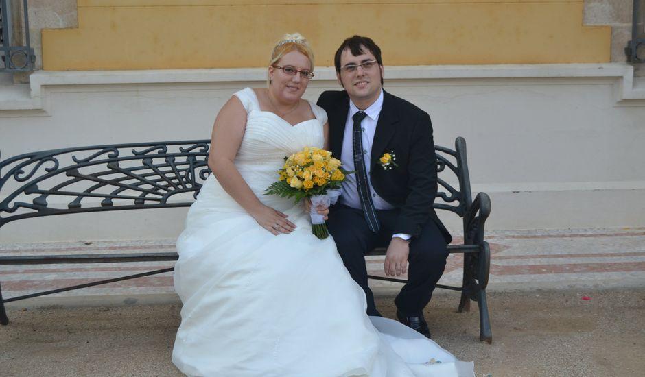 La boda de Raul y Miriam en L' Hospitalet De Llobregat, Barcelona
