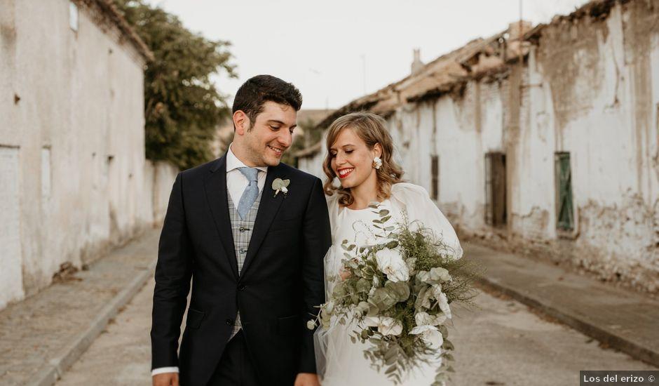 La boda de Jaime y Bea en Alcalá De Henares, Madrid