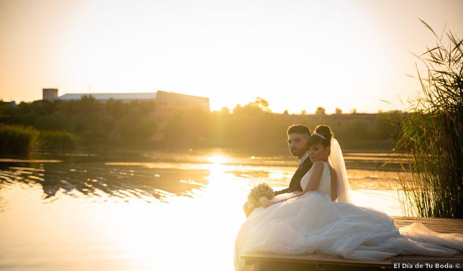 La boda de Cristina y Yeray en Arganda Del Rey, Madrid