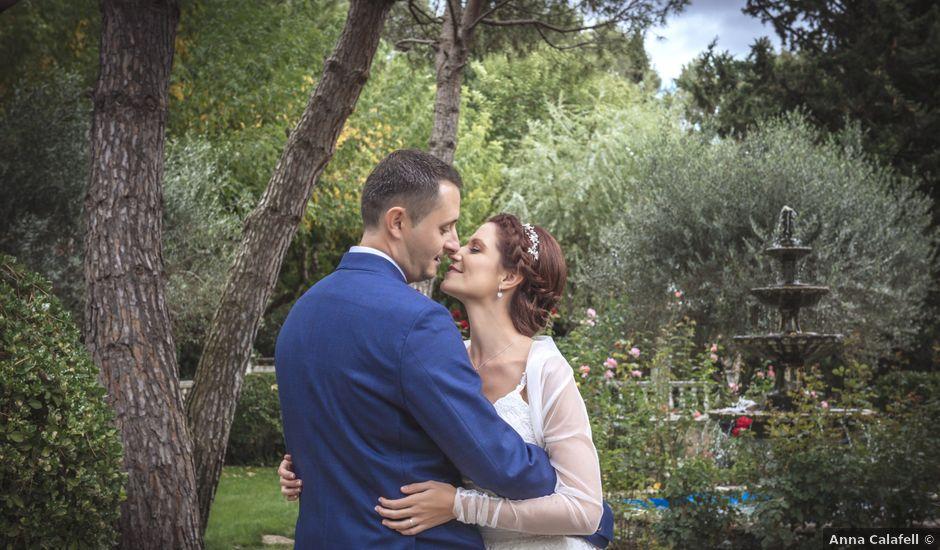 La boda de Marc y Cristina en Santpedor, Barcelona