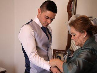La boda de Almudena y Antonio 1