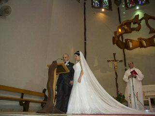 La boda de Estefania y Jonathan