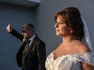 La boda de Jose y Serah