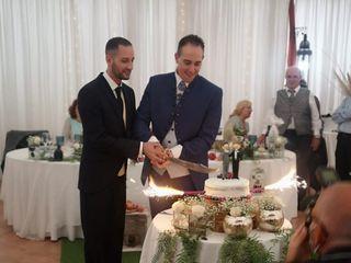 La boda de Álvaro  y Francisco