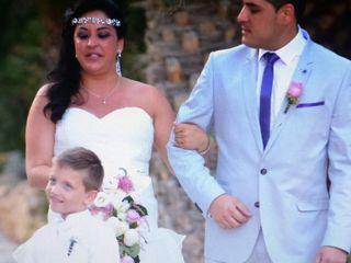 La boda de Rebeca y David 2