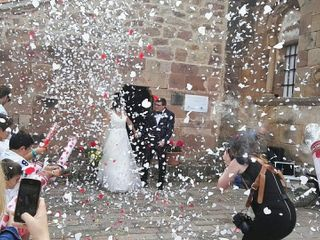 La boda de Daniel y Eva 2