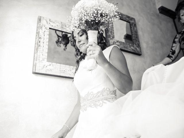La boda de Jose y Tati en Málaga, Málaga 12