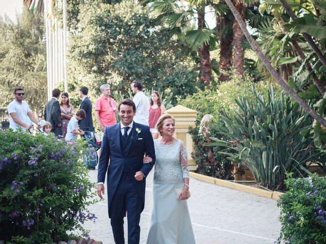 La boda de Jose y Tati en Málaga, Málaga 18