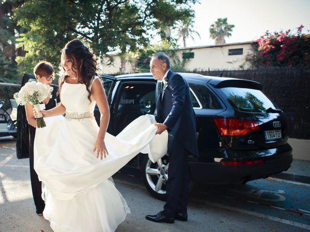 La boda de Jose y Tati en Málaga, Málaga 20