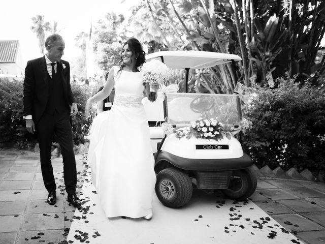 La boda de Jose y Tati en Málaga, Málaga 22