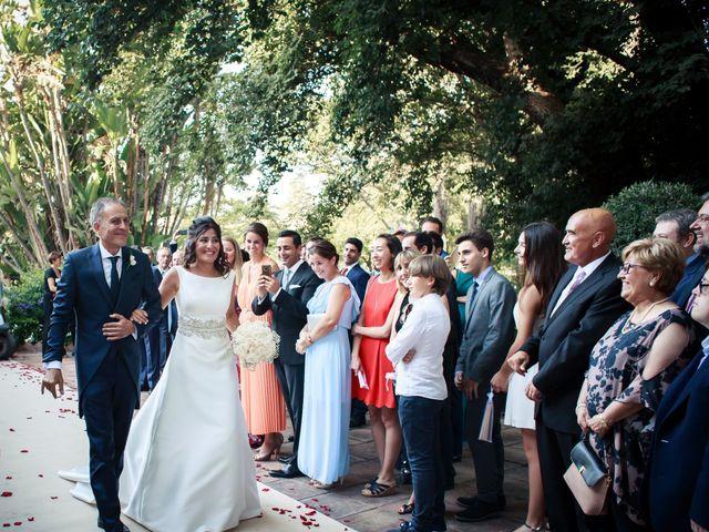 La boda de Jose y Tati en Málaga, Málaga 23