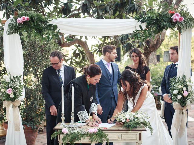 La boda de Jose y Tati en Málaga, Málaga 40