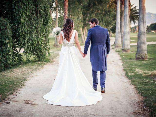La boda de Jose y Tati en Málaga, Málaga 42
