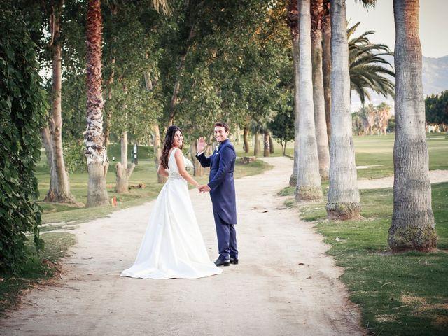 La boda de Jose y Tati en Málaga, Málaga 43