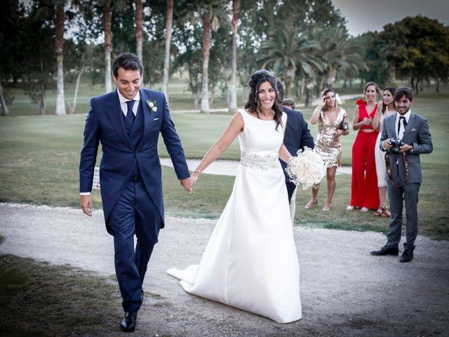 La boda de Jose y Tati en Málaga, Málaga 53