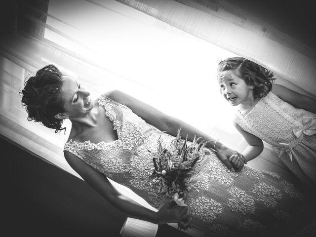 La boda de Heriberto y Noelia en Noreña, Asturias 3