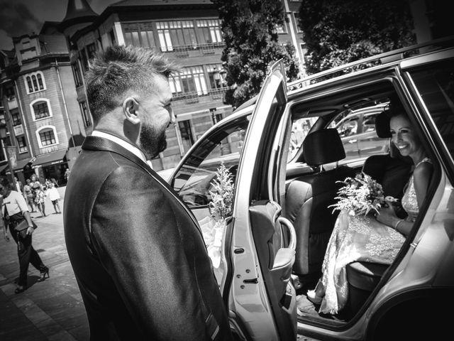 La boda de Heriberto y Noelia en Noreña, Asturias 7