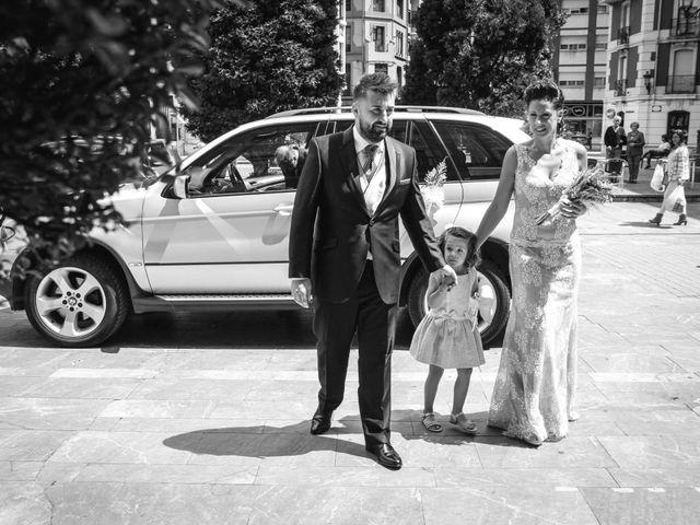 La boda de Heriberto y Noelia en Noreña, Asturias 9