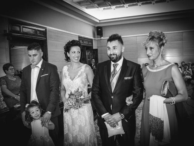 La boda de Heriberto y Noelia en Noreña, Asturias 10
