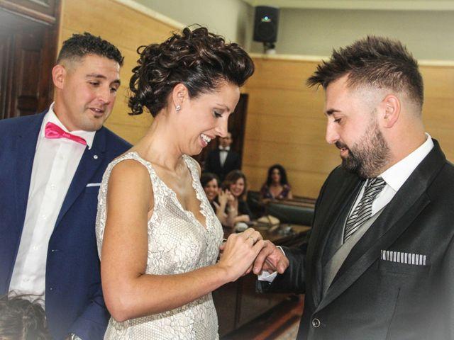 La boda de Heriberto y Noelia en Noreña, Asturias 11