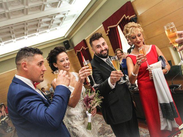 La boda de Heriberto y Noelia en Noreña, Asturias 12