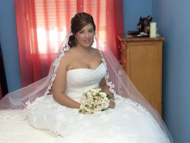 La boda de Sarai y David en Cádiz, Cádiz 2