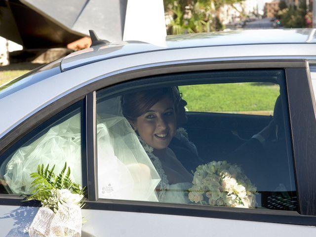 La boda de Sarai y David en Cádiz, Cádiz 12