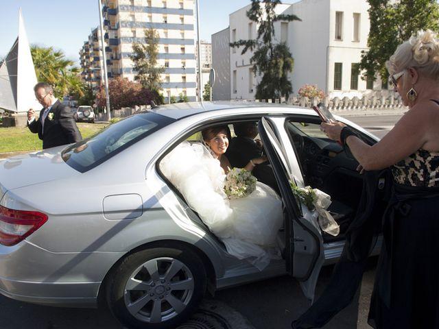 La boda de Sarai y David en Cádiz, Cádiz 13