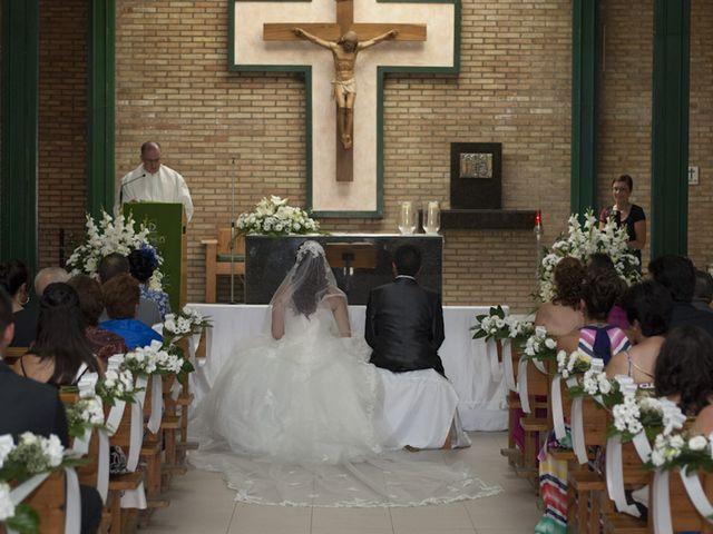 La boda de Sarai y David en Cádiz, Cádiz 17