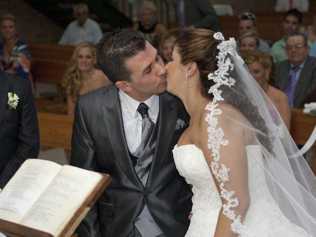 La boda de Sarai y David en Cádiz, Cádiz 19