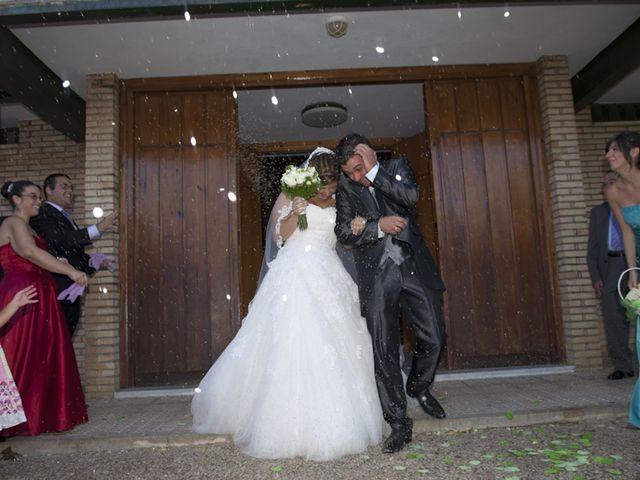 La boda de Sarai y David en Cádiz, Cádiz 20