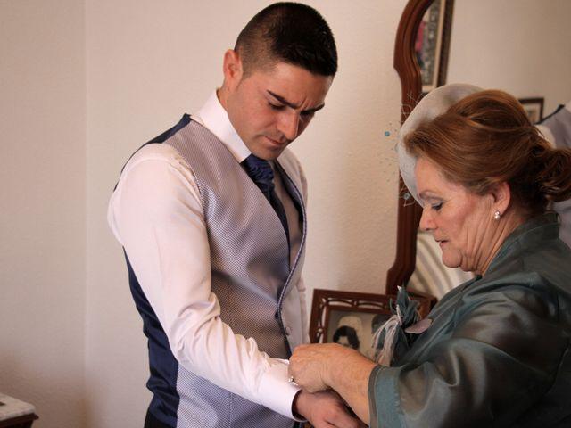 La boda de Antonio y Almudena en Bailen, Jaén 1