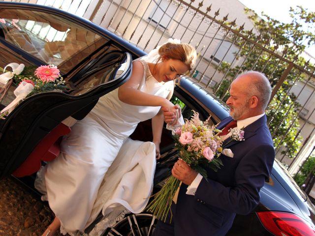 La boda de Antonio y Almudena en Bailen, Jaén 16