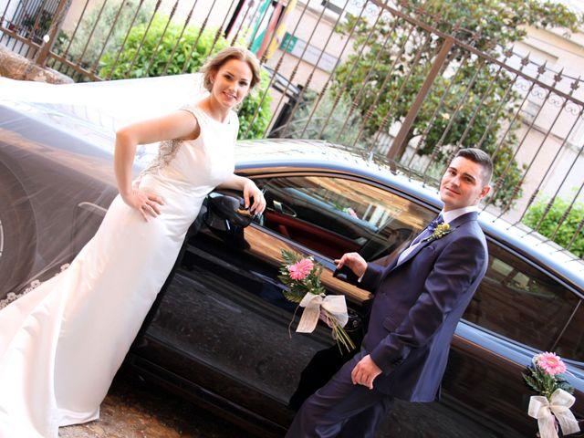 La boda de Antonio y Almudena en Bailen, Jaén 22