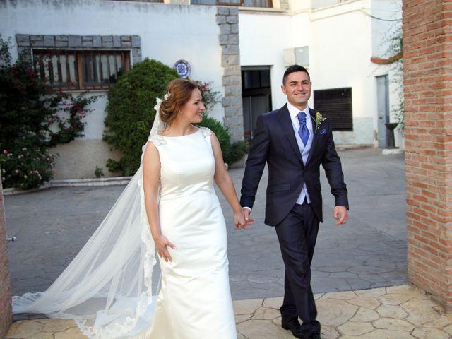 La boda de Antonio y Almudena en Bailen, Jaén 25
