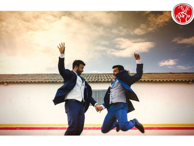 La boda de Enrique y Daniel en Huelva, Huelva 1