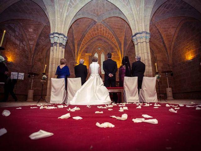 La boda de Santi y Ruth en Nuevalos, Zaragoza 4