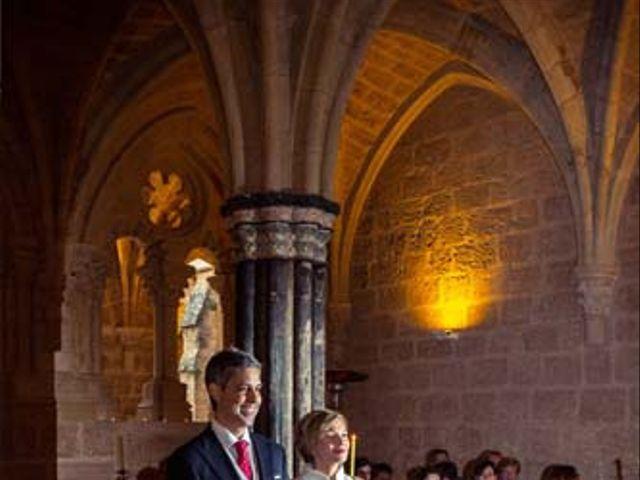 La boda de Santi y Ruth en Nuevalos, Zaragoza 6