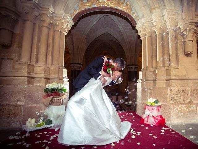 La boda de Santi y Ruth en Nuevalos, Zaragoza 7