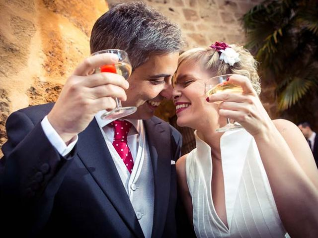 La boda de Santi y Ruth en Nuevalos, Zaragoza 10