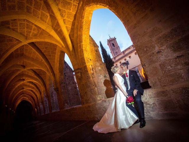 La boda de Santi y Ruth en Nuevalos, Zaragoza 17