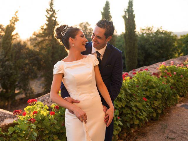 La boda de Ismael y Cristina en San Vicente De Alcantara, Badajoz 1