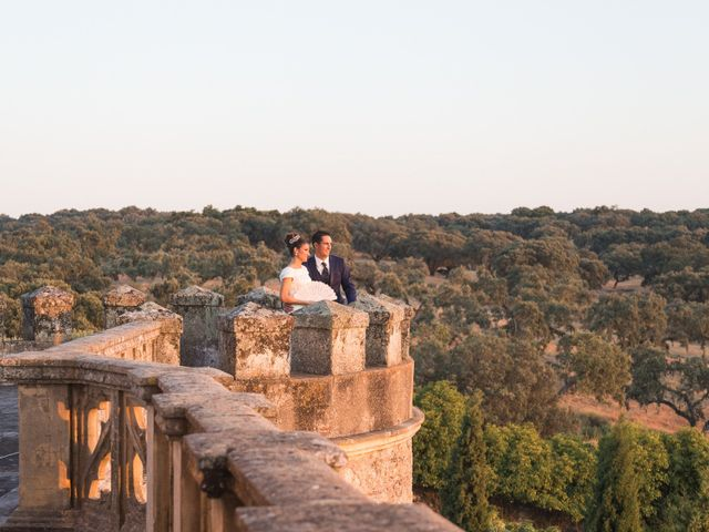 La boda de Cristina y Ismael