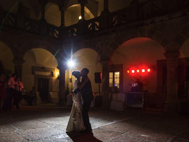 La boda de Ismael y Cristina en San Vicente De Alcantara, Badajoz 26