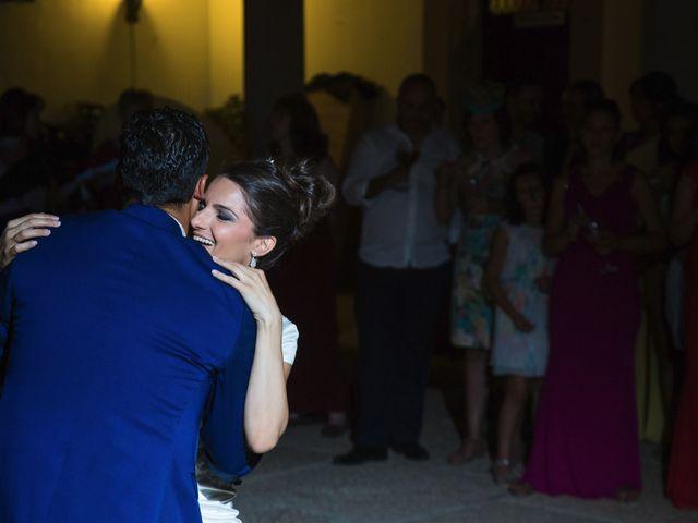 La boda de Ismael y Cristina en San Vicente De Alcantara, Badajoz 27